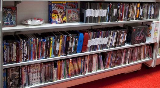 BaT has DVDs & Blu-Rays