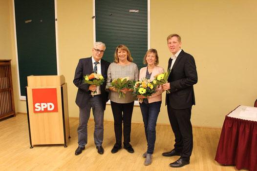 SPD Kandidaten zur Landtagswahl 2019