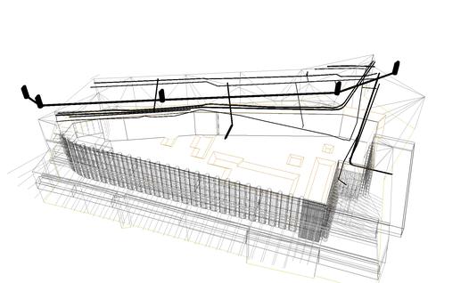 Geotechnisches Bauwerkmodell