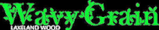 WavyGrain Lakeland wood logo