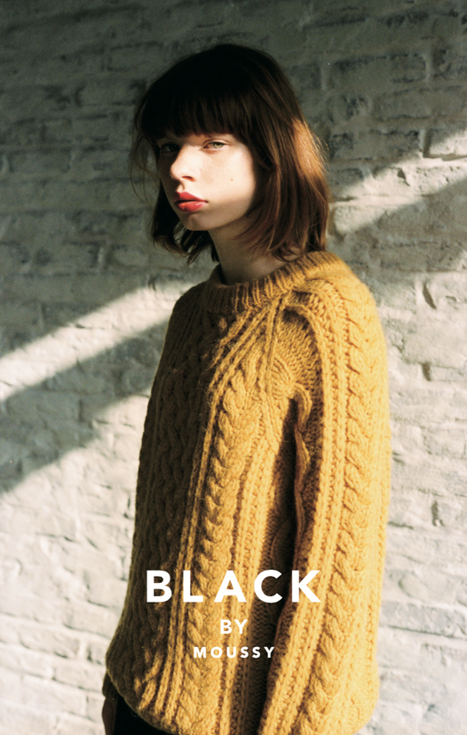 BLACK BY MOUSSY 15AW