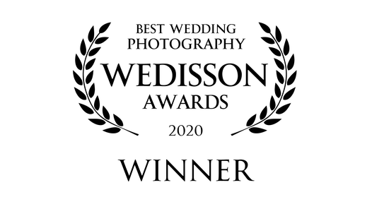 Wedisson Award Best Wedding Photography