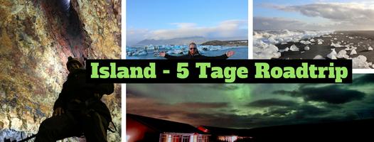 Island - 5 Tage Roadtrip