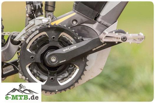 Der Yamaha e-MTB Motor im großen Motorenvergleich