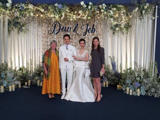 Heiraten in Thailand, Hochzeit in Thailand, Freie Rede in Thailand, Freie Trauung in Thailand, Strauß&Fliege in Thailand, Strauß und Fliege in Thailand