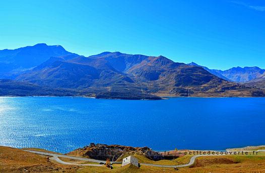 lac du mont cenis, lac, maurienne, savoie