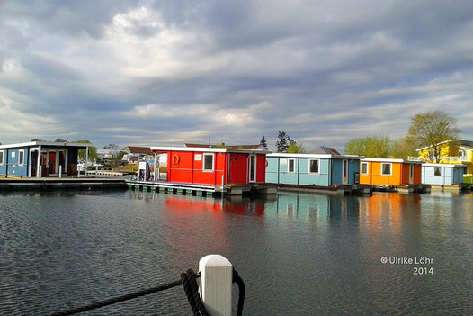 BunBos an der Marina Brandenburg Plaue