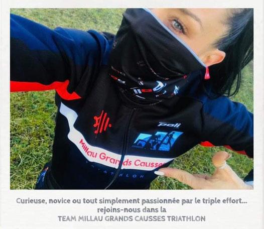 Millau grands causses triathlon - Duathlon - Féminin