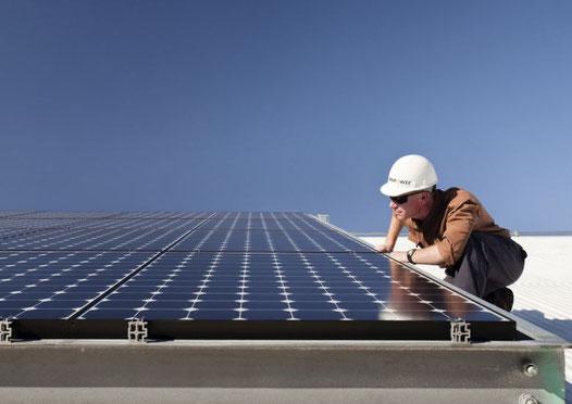 Die beste Photovoltaik-Solaranlage