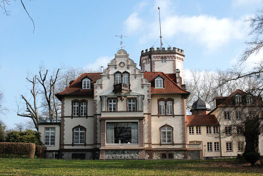 A German castle - probably totally overengineered