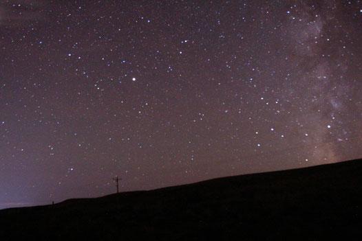 Milchstraße Wyoming, Altersunterschied