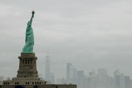 Freiheitsstatue New York City, USA