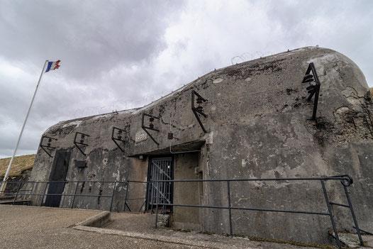 Bloc 2 : entrée du Fort Casso.