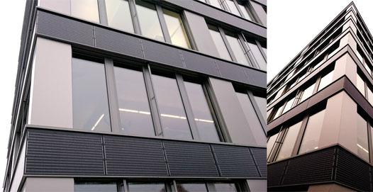 Deutsche Axsun Solar Fassaden und Balkon Solarmodule - jetzt von Deutschlands Focus Money Solar-Sieger iKratos ausgewaehlt