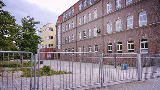 Gymnasium in Markranstädt