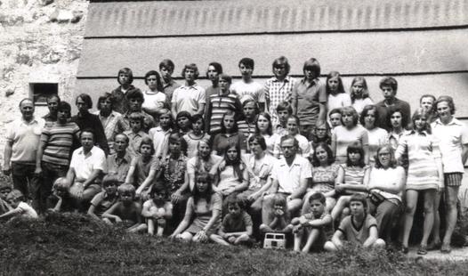 Turow im August 1975