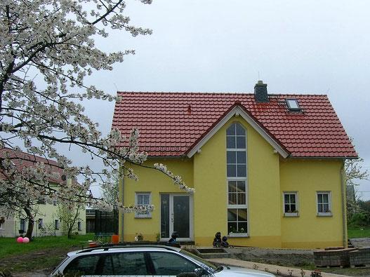 Einfamilienhaus in Röhrsdorf, 2012