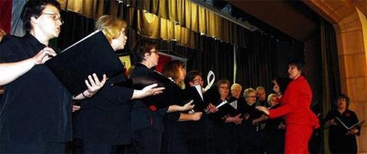 Valentin-Rathgeber-Chor - Leitung: Sonja Rahm - 2013