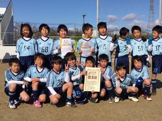 優秀選手賞   Aチーム:和田龍之介 Bチーム:伊藤悠大