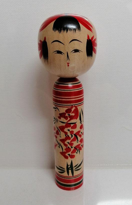 kokeshi tradicional