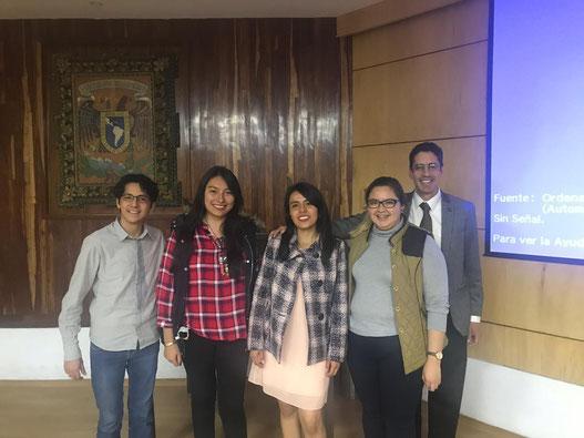 Examen de titulación de QFB. Sharon Rojas. Facultad de Química, UNAM
