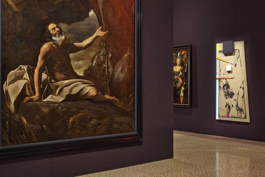 Véronique Bigo, Musée des Beaux Arts, Marseille © jean christophe Lett
