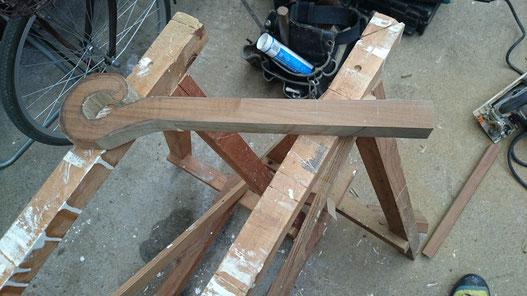 木工は楽しいよ
