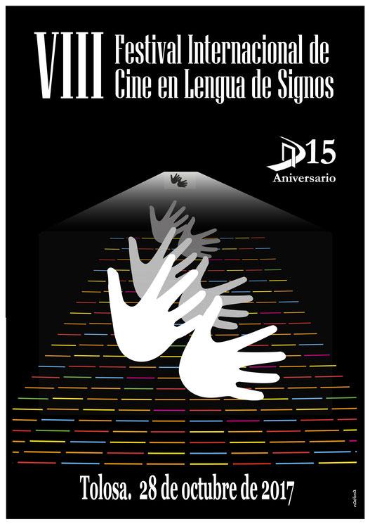 VIII Festival Internacional de cine en Lengua de Signos 2017 - Tolosa 28 oct.'17 Image
