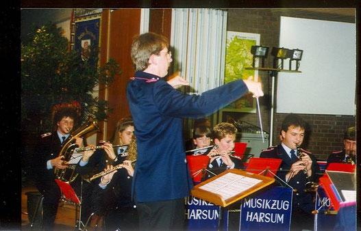 1991 unter dem Dirigenten Reiner Willke