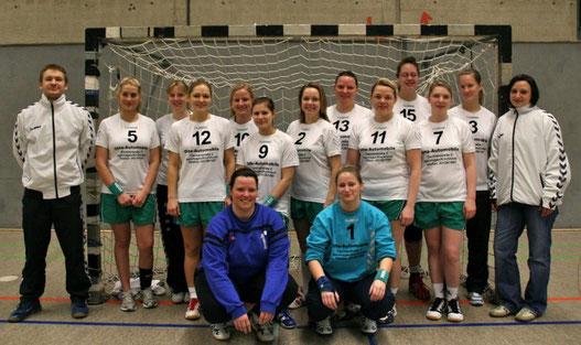 2.Damen 2010 - Regionsklasse Handballregion Hannover