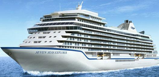 Regent Seven Seas Explorer 6250