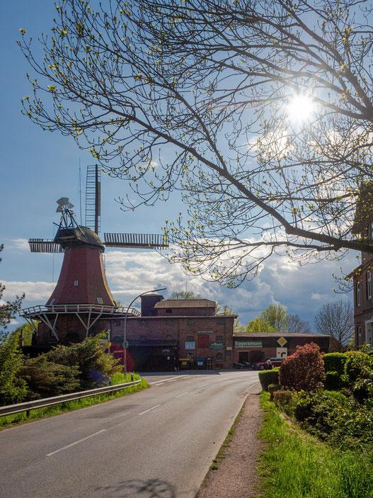 Reitbrookere Mühle Hamburg Mühle