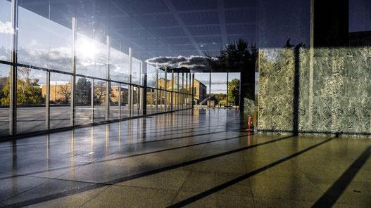 Neue Nationalgalerie 3 Berlin 2013 ©  Arina Dähnick