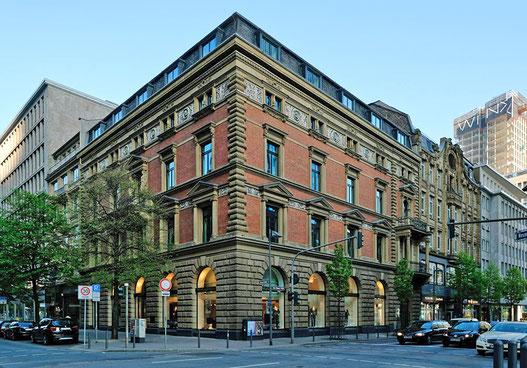 Das Zentrum für Komplementärmedizin im Palazzo Wallot, Neue Mainzer Straße 26