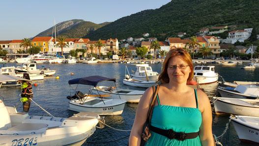 Trpanj/Kroatien; MelanieaufReisen