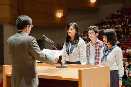 ※宇土高校の発表は、物理部門の最優秀賞を受賞しました。
