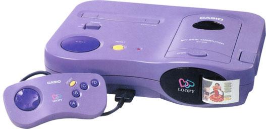 Casio Loopy, 1995