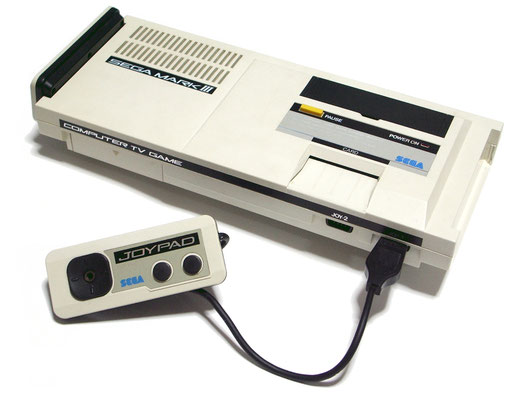 Sega Mark III, 1985