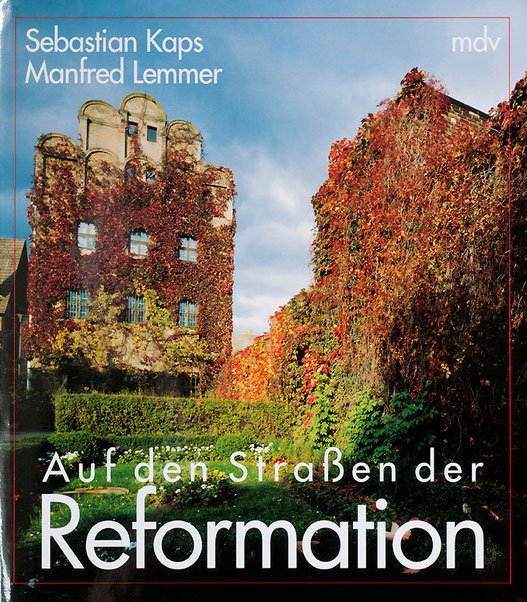 Illustrated book about Reformation