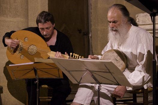 Melhau - Payrat  en concert : Trobadors Viatjaires