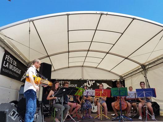 Gwattergschnatter - Fête de la Musique 2017