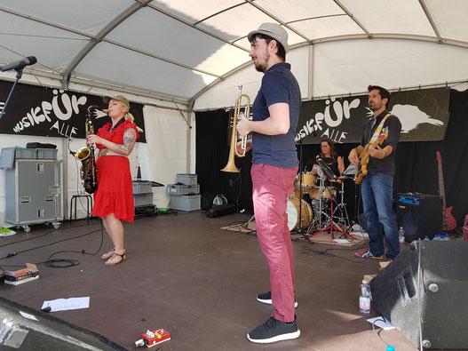 Mirakolo - Fête de la Musique 2017