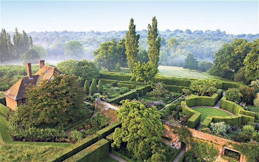 Gartenreise England Sissinghurst Castle