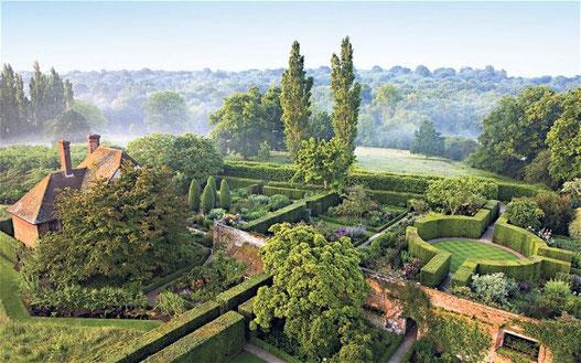 England, Sissinghurst Castle