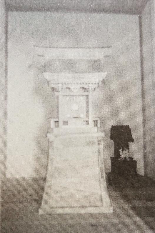 (本町)八坂神社 ※『本庄の歴史と城山稲荷神社』本庄市本町(P27)より