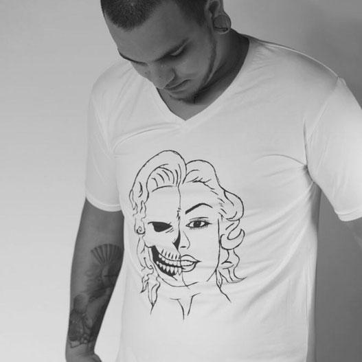 Unikat , Owner Design , Design , Einzelanfertigung , Unikate , Sweater , Hoodie , T-Shirt , shirt , arthaus kempen , Kunst , Künstler , Max Bachschuster