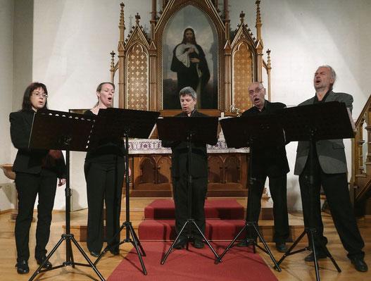 Konzert in der Evangelischen Kirche im Stadtpark Villach