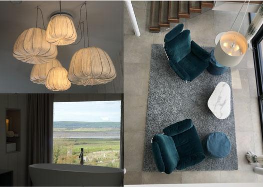 Coastal themed interior design by Ashton House Design