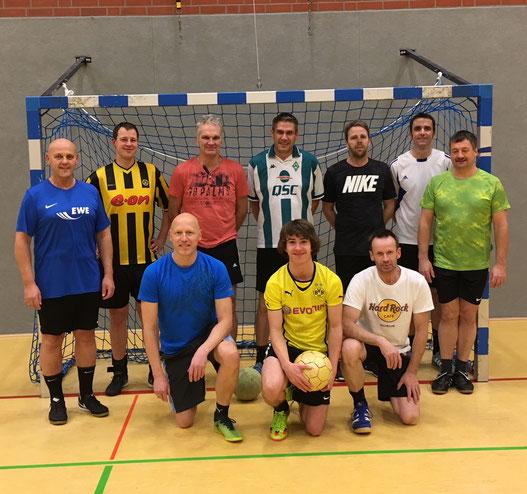 TSV Morsum Freizeitsport-Hallenfußball