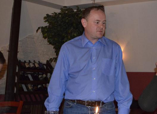 Gunter Thiele kandidiert auf dem Listenplatz 1 für die Stadtbezirksbeiratswahlen